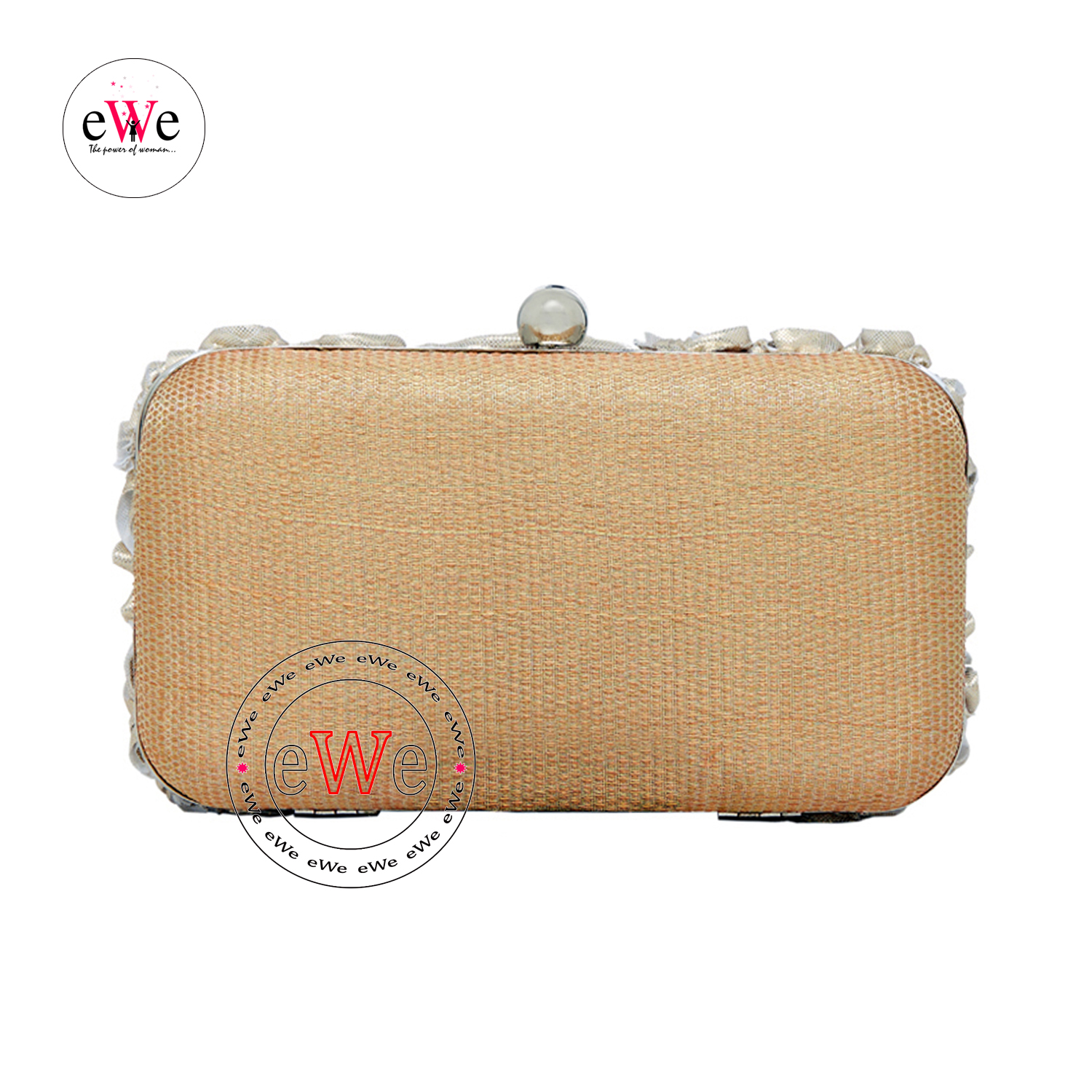 Lace Work Clutch