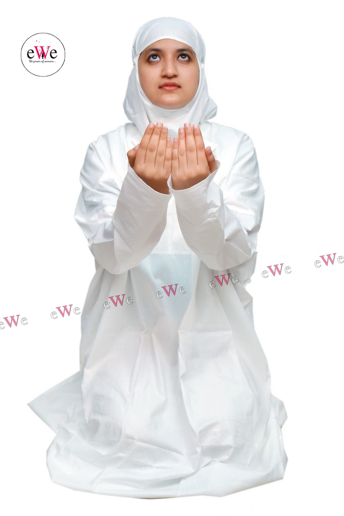 Namaz Dress With Elastic