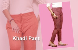 Apparels / Women / Khadi Pant